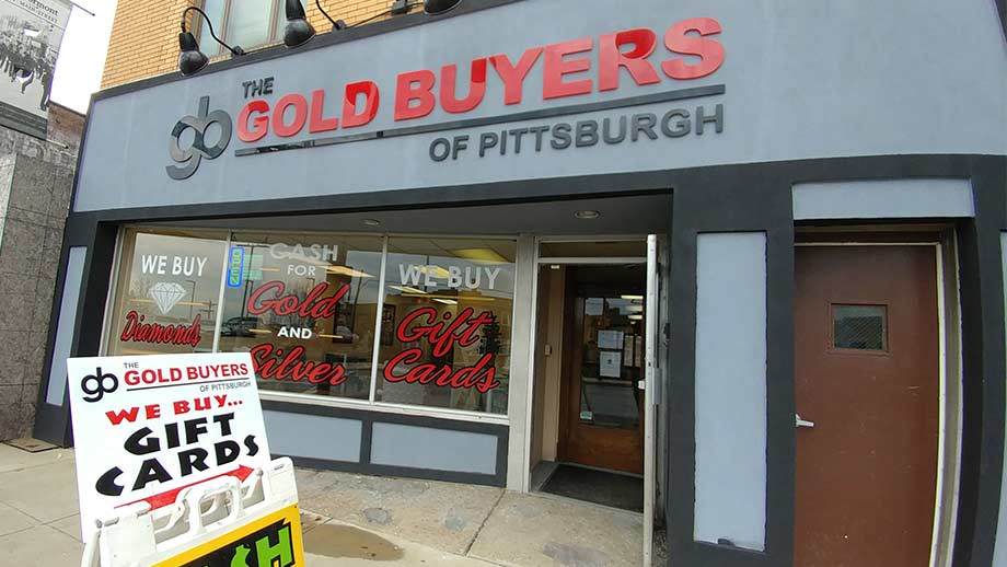 The Gold Buyers of Pittsburgh, Dormont