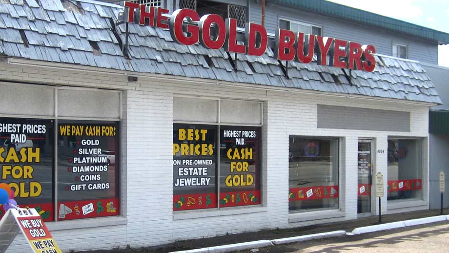 Gold Buyers Monroeville